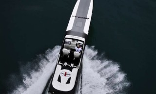 Mercedes-AMG for Cigarette – Black Series Boat