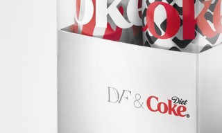 Diane von Fürstenberg for Diet Coke Limited Edition Bottles