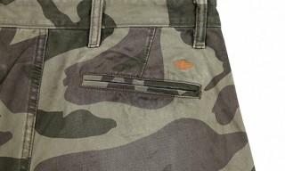 Dockers Alpha Khaki in Camo
