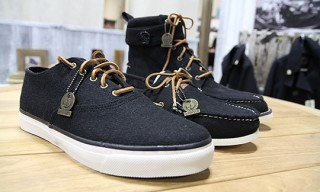 Sperry Top-Sider, Fidelity Shoes and Pea Coat for Autumn/Winter 2012