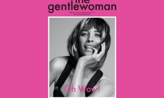 The Gentlewoman Magazine Issue #5 – Christy Turlington