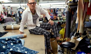 GQ's Best New Menswear Designers 2012: McNairy, Johan Lindeberg, Saturdays…