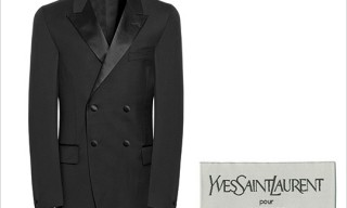 Yves Saint Laurent for Harrods Tuxedo