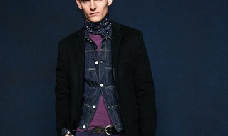 J. Crew Autumn/Winter 2012 – Men's Presentation #nyfw