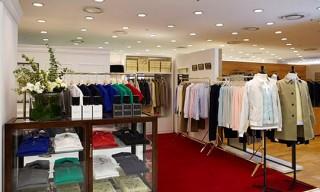 Boutique Maison Kitsuné – Galleria, Seoul