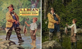 LL Bean Classic Covers – Recreated