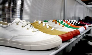 Keds, Mark McNairy Sneakers Autumn/Winter 2012 – Final Chapter