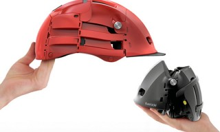 Overade Foldable Bicycle Helmets