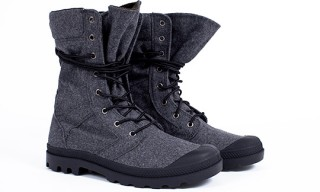 Richard Chai for Palladium Boots – Autumn/Winter 2012
