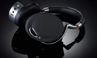ZIK Parrot Headphones by Philippe Starck