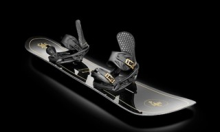 Pirelli for Burton – Fancy, Fancy Snowboard