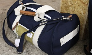 Sandqvist Duffle Bags and More…  Autumn/Winter 2012
