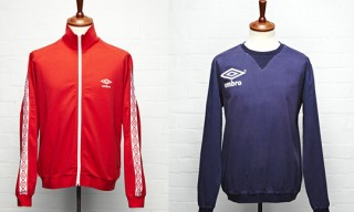 UMBRO Celebrates 88 Years with Icons Re-Issue Collection