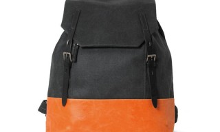 Ally Capellino Spring/Summer 2012 Dean Backpack