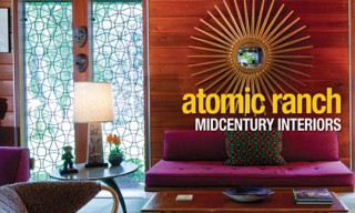 """Atomic Ranch – Midcentury Interiors"" Book"