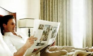 Jon Hamm – C for Men Editorial – 'No Ordinary Man'