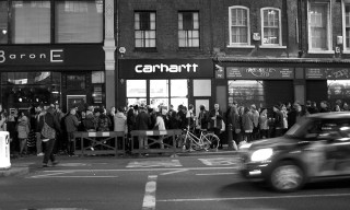 Carhartt E1 Store Launch – London