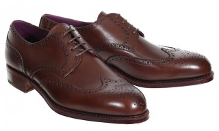 Carmina for Epaulet – Fitzgerald Wingtip Shoes