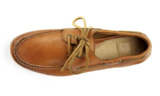 Frye – Sully Leather Boat Shoe