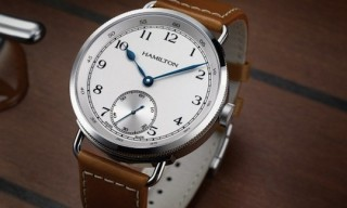 Hamilton – Khaki Navy Pioneer Watch