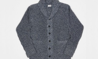 Journal Standard – J.S Homestead Shawl Collar Cardigan