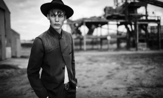Numéro Homme Spring/Summer 2012 Editorial by Boo George