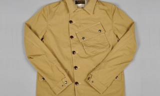 Phigvel Makers Co. – Khaki Cyclist Jacket