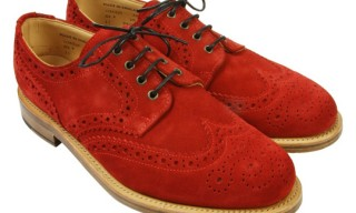 Oliver Spencer Brogues for Mr Porter