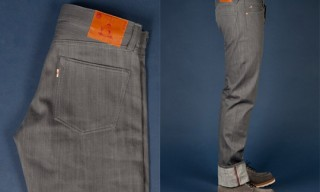 Momotaro for Tenue de Nîmes – Sulphar Denim