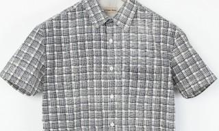 Universal Works Croyde Print Shirt