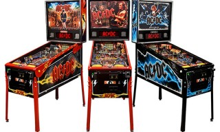 AC/DC Pinball Machines by Stern Pinball – Two Versions