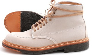 Alden for Leffot – Marble Indy Boots