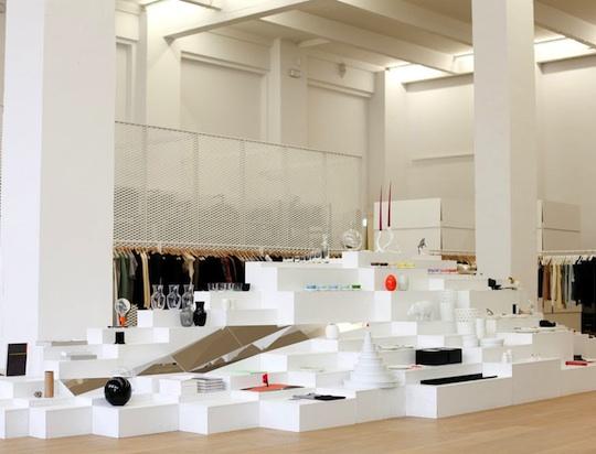 andreas murkudis concept store a look inside highsnobiety. Black Bedroom Furniture Sets. Home Design Ideas
