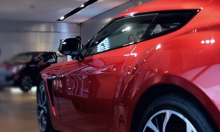 Watch | Aston Martin W-One Showroom – London, England