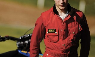 Barbour – International Jackets for Spring/Summer 2012 – Colors