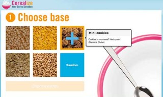 Cerealize.com – Mail Order Custom Formulation Breakfast Cereals