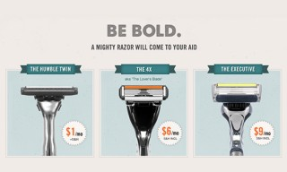 Dollar Shave Club – Smooth, Funny Faces