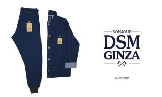Dover Street Market Japan – Bleu de Paname Uniform