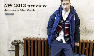 Top Looks from Europe for Autumn/Winter 2012 – Editorial