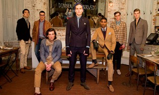 GANT Rugger Autumn/Winter 2012 – Presentation Dinner