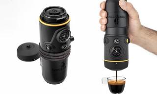 Handpresso Auto – An Espresso Maker for the Roadies