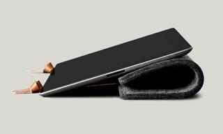 hardgraft 2Point Turn iPad Case – Fits All iPads