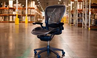 Herman Miller Factory Tour – Aeron Chair Assembly