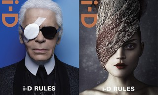 i-D Magazine – Spring 2012 – Royalty Issue – Covers