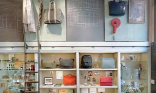 Jack Spade Opens London Shop
