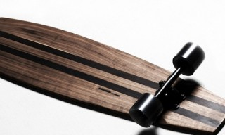 James Perse – Limited Edition Skateboard