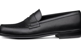 J.M. Weston for Maison Kitsuné Loafers