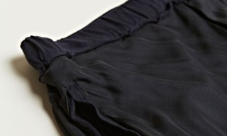Lanvin Silk Sweatpants for Spring/Summer 2012