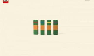 Lego Imagine Campaign – Minimalist Toons