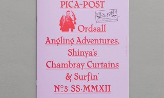 Pica~Post #3 – SS·MMXII
